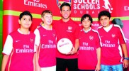Arsenal Soccer School2